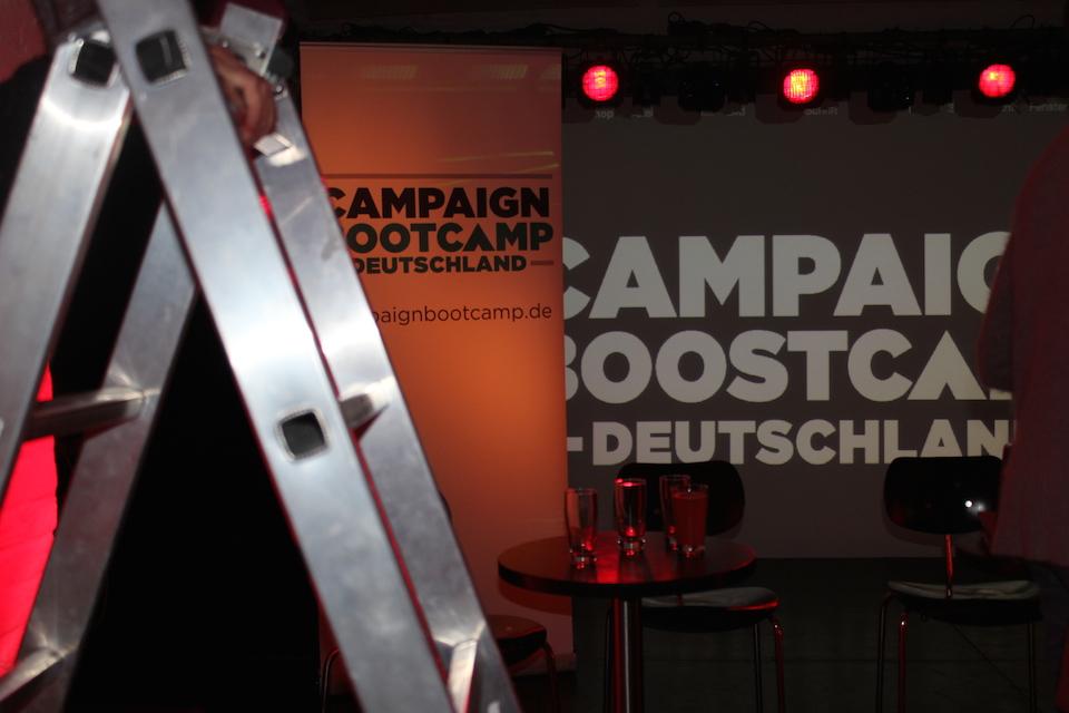 Großer Umbau: Aus Campaign Bootcamp wird Campaign Boostcamp