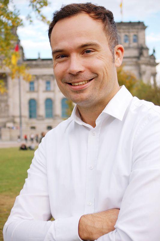 Trainer beim Campaign Boostcamp 2015: Gregor Hackmack