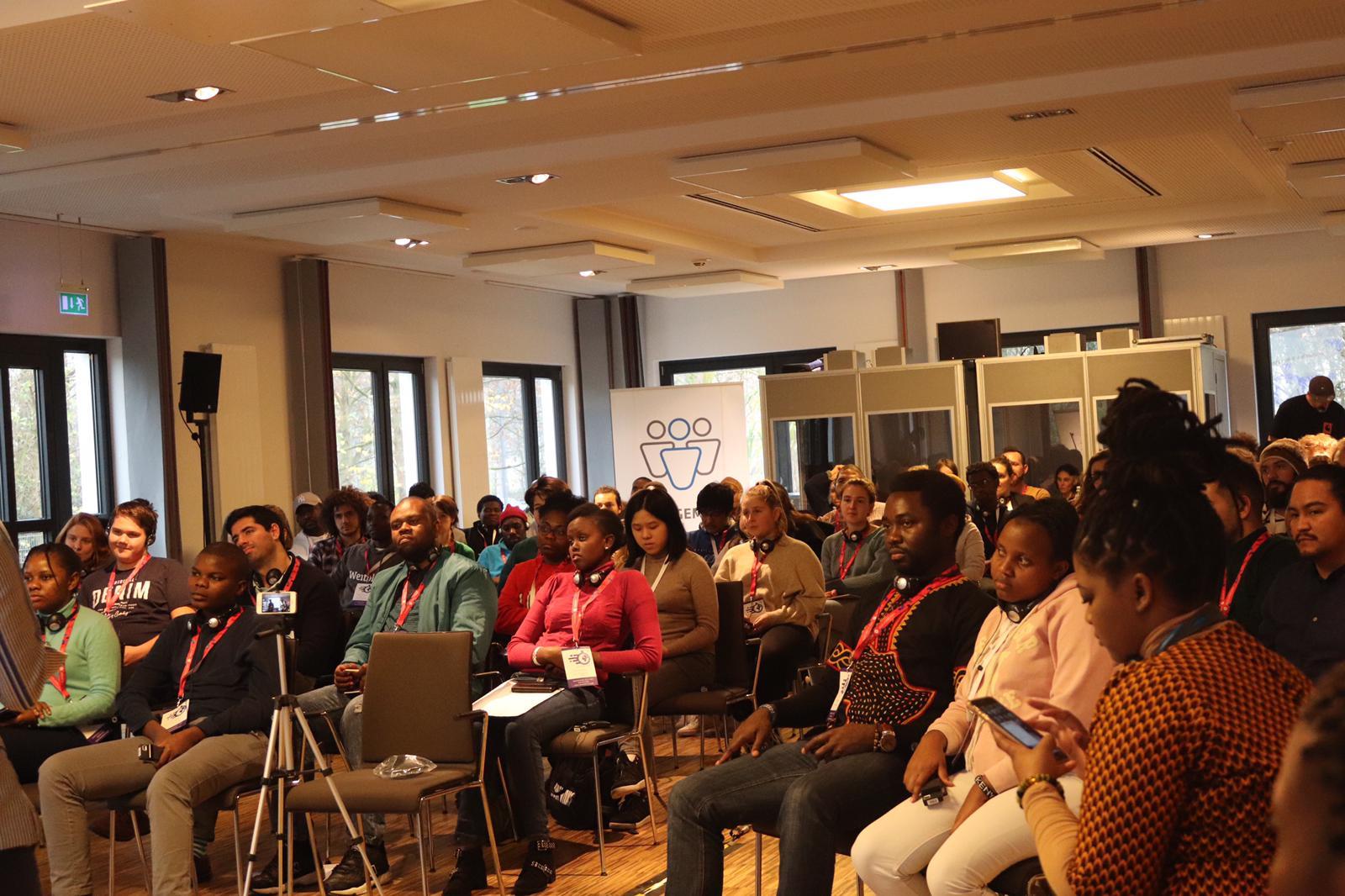 Lancement des activités de la Conférence internationale Countdown 2030 & Beyond à Cologne.